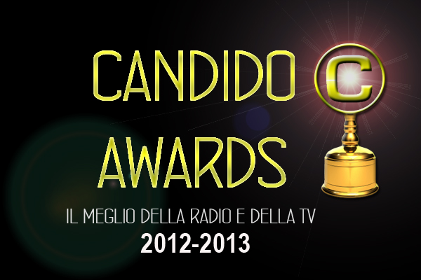 CANDIDO AWARDS2013 copia