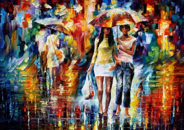 rainy_day___new_afremov_by_leonidafremov-d3bqs8c