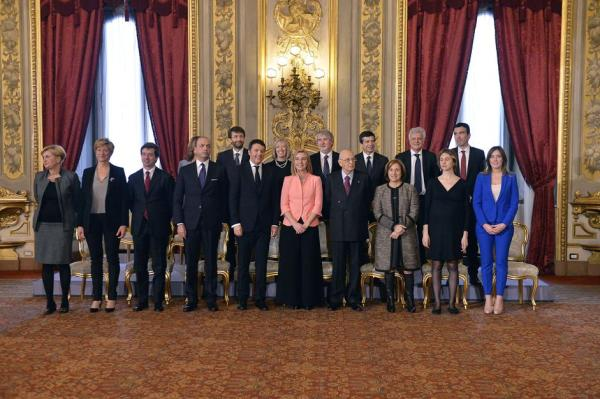 ITALY-POLITIC-GOVERNMENT