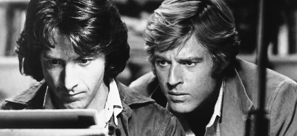 Dustin Hoffman, Robert Redford