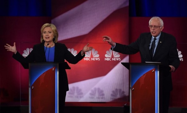 Dibattito-TV-Democratici-Hillary-Clinton-South-Carolina-770x465