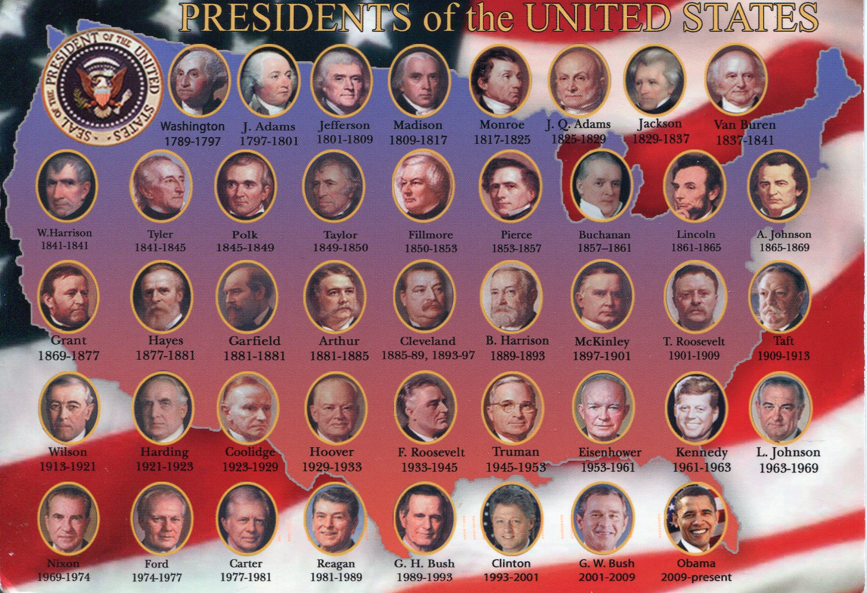usa-z-us-presidents